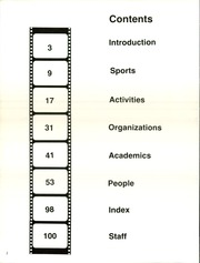 Page 6, 1985 Edition, Holy Names Academy - Excalibur Yearbook (Seattle, WA) online yearbook collection