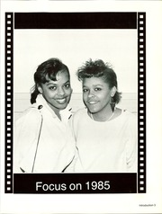 Page 7, 1985 Edition, Holy Names Academy - Excalibur Yearbook (Seattle, WA) online yearbook collection
