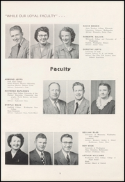 Page 15, 1951 Edition, Ilwaco High School - Breakers Yearbook (Ilwaco, WA) online yearbook collection