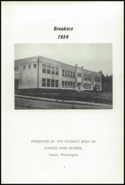 Page 9, 1954 Edition, Ilwaco High School - Breakers Yearbook (Ilwaco, WA) online yearbook collection
