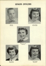 Page 16, 1956 Edition, Ilwaco High School - Breakers Yearbook (Ilwaco, WA) online yearbook collection