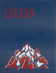1968 Edition, Lakes High School - Legend Yearbook (Lakewood, WA)