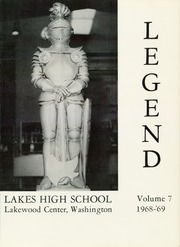 Page 5, 1969 Edition, Lakes High School - Legend Yearbook (Lakewood, WA) online yearbook collection