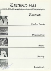 Page 5, 1983 Edition, Lakes High School - Legend Yearbook (Lakewood, WA) online yearbook collection