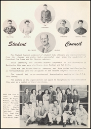 Page 13, 1952 Edition, Orting High School - Cardinal Yearbook (Orting, WA) online yearbook collection