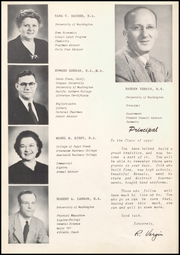 Page 14, 1952 Edition, Orting High School - Cardinal Yearbook (Orting, WA) online yearbook collection