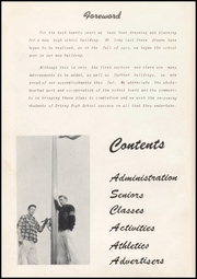 Page 6, 1952 Edition, Orting High School - Cardinal Yearbook (Orting, WA) online yearbook collection