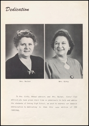 Page 7, 1952 Edition, Orting High School - Cardinal Yearbook (Orting, WA) online yearbook collection