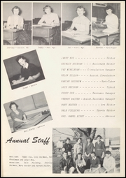 Page 9, 1952 Edition, Orting High School - Cardinal Yearbook (Orting, WA) online yearbook collection