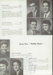 Page 15, 1959 Edition, Meridian High School - Trojan Yearbook (Bellingham, WA) online yearbook collection