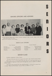 Page 15, 1950 Edition, Cle Elum Roslyn High School - Redskin Yearbook (Cle Elum, WA) online yearbook collection
