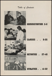 Page 6, 1950 Edition, Cle Elum Roslyn High School - Redskin Yearbook (Cle Elum, WA) online yearbook collection