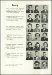 Page 13, 1952 Edition, Cle Elum Roslyn High School - Redskin Yearbook (Cle Elum, WA) online yearbook collection
