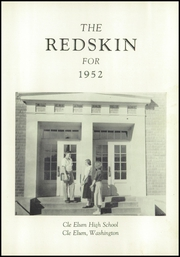 Page 5, 1952 Edition, Cle Elum Roslyn High School - Redskin Yearbook (Cle Elum, WA) online yearbook collection