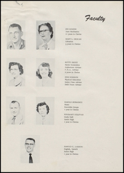 Page 16, 1955 Edition, Chelan High School - Chelannual Yearbook (Chelan, WA) online yearbook collection