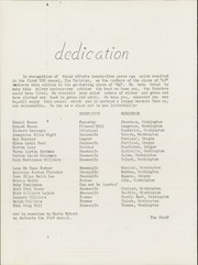 Page 6, 1949 Edition, Toledo High School - Twalmica Yearbook (Toledo, WA) online yearbook collection