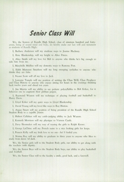 Page 14, 1947 Edition, White Pass High School - Kionian Yearbook (Randle, WA) online yearbook collection