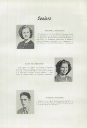 Page 15, 1947 Edition, White Pass High School - Kionian Yearbook (Randle, WA) online yearbook collection