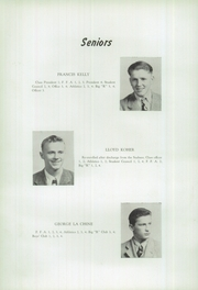 Page 16, 1947 Edition, White Pass High School - Kionian Yearbook (Randle, WA) online yearbook collection