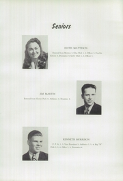 Page 17, 1947 Edition, White Pass High School - Kionian Yearbook (Randle, WA) online yearbook collection