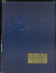 1941 Edition, O Dea High School - Olympian Yearbook (Seattle, WA)