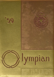 1959 Edition, O Dea High School - Olympian Yearbook (Seattle, WA)