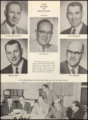 Page 10, 1955 Edition, Nooksack Valley High School - Pioneer Yearbook (Nooksack, WA) online yearbook collection