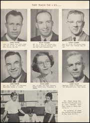 Page 12, 1955 Edition, Nooksack Valley High School - Pioneer Yearbook (Nooksack, WA) online yearbook collection