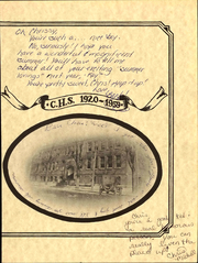 Page 3, 1929 Edition, Colfax High School - Blue and Gold Yearbook (Colfax, WA) online yearbook collection