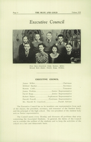 Page 14, 1934 Edition, Colfax High School - Blue and Gold Yearbook (Colfax, WA) online yearbook collection