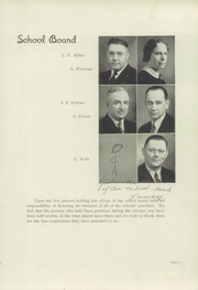 Page 13, 1939 Edition, Colfax High School - Blue and Gold Yearbook (Colfax, WA) online yearbook collection