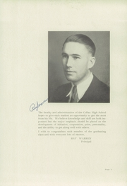 Page 15, 1939 Edition, Colfax High School - Blue and Gold Yearbook (Colfax, WA) online yearbook collection