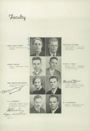 Page 16, 1939 Edition, Colfax High School - Blue and Gold Yearbook (Colfax, WA) online yearbook collection