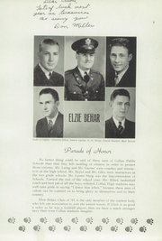 Page 11, 1942 Edition, Colfax High School - Blue and Gold Yearbook (Colfax, WA) online yearbook collection