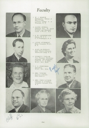 Page 16, 1948 Edition, Colfax High School - Blue and Gold Yearbook (Colfax, WA) online yearbook collection