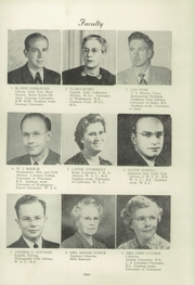 Page 16, 1949 Edition, Colfax High School - Blue and Gold Yearbook (Colfax, WA) online yearbook collection