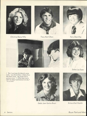 Page 12, 1980 Edition, Colfax High School - Blue and Gold Yearbook (Colfax, WA) online yearbook collection