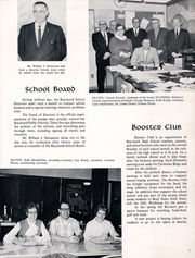 Page 11, 1968 Edition, Raymond High School - Gray Gull Yearbook (Raymond, WA) online yearbook collection
