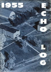 Page 1, 1955 Edition, Upper Columbia Academy - Echo Log Yearbook (Spangle, WA) online yearbook collection