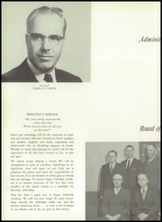 Page 10, 1955 Edition, Upper Columbia Academy - Echo Log Yearbook (Spangle, WA) online yearbook collection