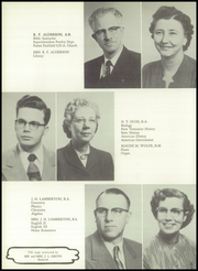 Page 12, 1955 Edition, Upper Columbia Academy - Echo Log Yearbook (Spangle, WA) online yearbook collection