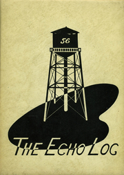 1956 Edition, Upper Columbia Academy - Echo Log Yearbook (Spangle, WA)