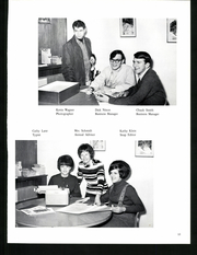 Page 17, 1969 Edition, Upper Columbia Academy - Echo Log Yearbook (Spangle, WA) online yearbook collection