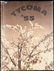 1955 Edition, Highland High School - Tycoma Yearbook (Cowiche, WA)