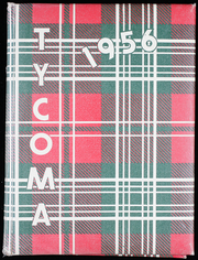 1956 Edition, Highland High School - Tycoma Yearbook (Cowiche, WA)