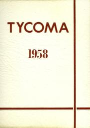 1958 Edition, Highland High School - Tycoma Yearbook (Cowiche, WA)