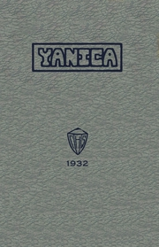 Page 1, 1932 Edition, Concrete High School - Yanica Yearbook (Concrete, WA) online yearbook collection
