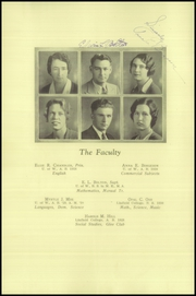 Page 10, 1932 Edition, Concrete High School - Yanica Yearbook (Concrete, WA) online yearbook collection