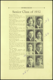 Page 13, 1932 Edition, Concrete High School - Yanica Yearbook (Concrete, WA) online yearbook collection