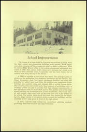 Page 9, 1932 Edition, Concrete High School - Yanica Yearbook (Concrete, WA) online yearbook collection